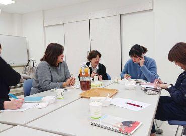 12月、1月の女性部会